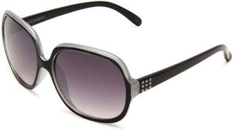 Rocawear Women's R3013 OX Round Sunglasses