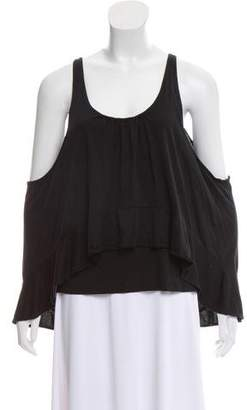 Marc by Marc Jacobs Sleeveless Layered Top