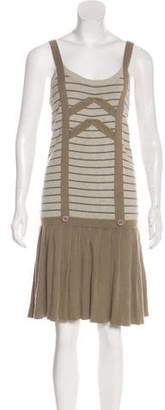 Marc by Marc Jacobs Knit Sleeveless Dress