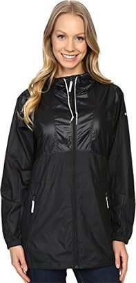 Columbia Women's W's Flashback Windbreaker Long $27.75 thestylecure.com