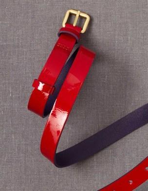 Boden Skinny Belt