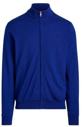 Ralph Lauren Merino Wool Full-Zip Jumper