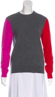 Celine Scoop Neck Long Sleeve Sweater