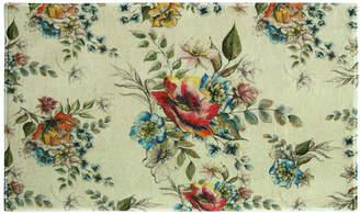 Bacova Guild Elegant Dimensions Boho Garden Tossed Printed Rectangle Rugs