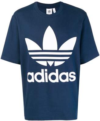 adidas oversize trefoil T-shirt