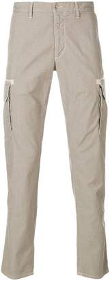 Jeckerson classic fitted chinos