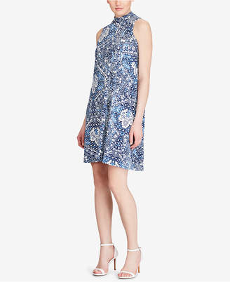 American Living Printed Jersey Dress $69 thestylecure.com