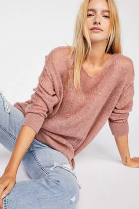 Transparent Crew Sweater