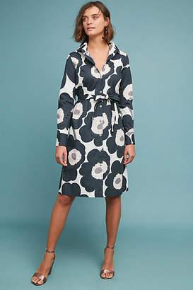 Marimekko Trina Floral Shirtdress