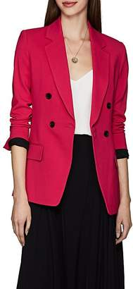 A.L.C. Women's Wyatt Stretch-Cady Double-Breasted Blazer