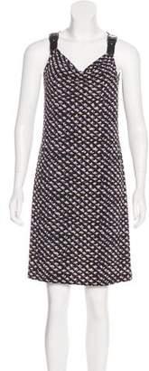MICHAEL Michael Kors Printed Sleeveless Dress w/ Tags
