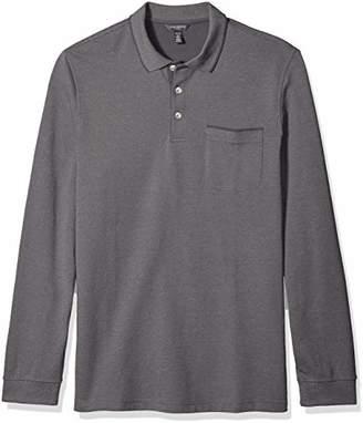 1ab5ea526 ... Van Heusen Men's Big and Tall Flex Jaspe Polo Shirt