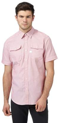 G Star G-Star - Pink Slim Fit Shirt