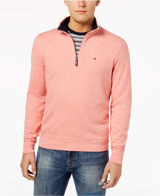 Tommy Hilfiger Men Winston Mock-Neck Sweater
