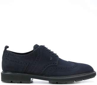 Tod's brogue shoes