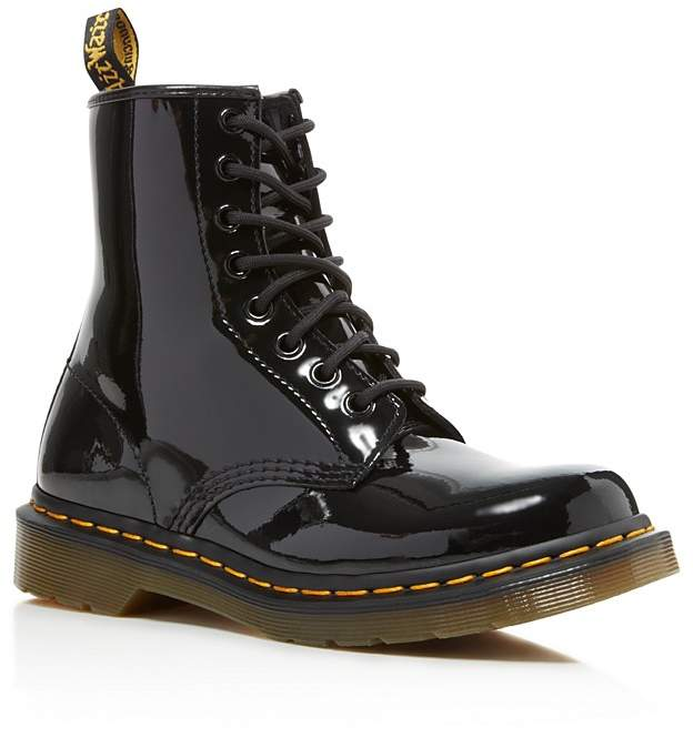 Dr. MartensDr. Martens 1460 Patent Lace Up Boots