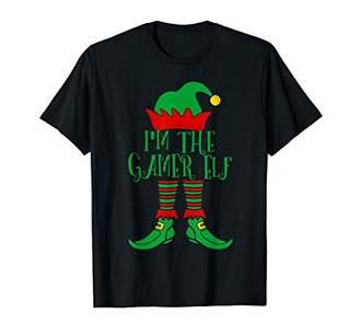 I'm The Gamer Elf Matching Family Group Christmas T-Shirt