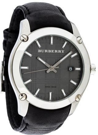 Burberry  Burberry Heritage Watch