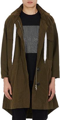 Rag & Bone Women's Voltaire Cotton-Blend Oversized Parka $995 thestylecure.com