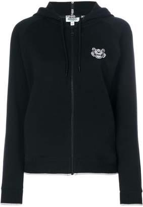 Kenzo tiger motif jacket