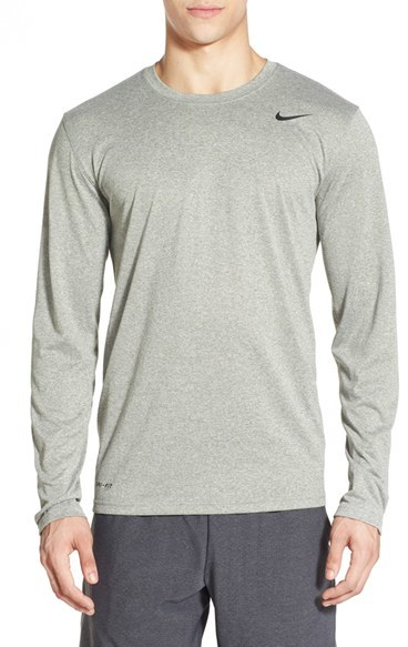 Men's Nike 'Legend 2.0' Long Sleeve Dri-Fit Training T-Shirt