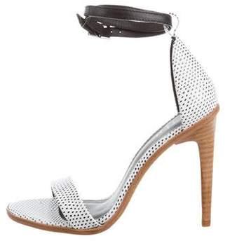 Tibi Polka-Dot Strap Heels w/ Tags