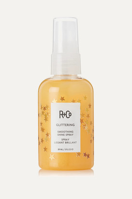 R+CO RCo - Glittering Smoothing Shine Spray, 89ml - Colorless