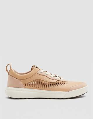 Vans Vault By Twisted Leather UltraRange Sneaker in Amberlight/Marshmallow