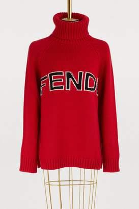 Fendi Turtleneck sweater