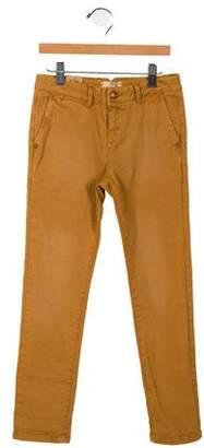 Scotch & Soda Boys' Mid-Rise Straight-Leg Pants w/ Tags