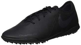 Nike Unisex Adults' Obrax 3 Gato Tf Footbal Shoes, (Black/Anthracite 001)