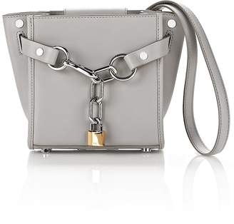 Alexander Wang Exclusive Attica Mini Satchel In Heather Gray