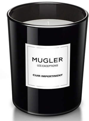 Thierry Mugler Cuir Impertinent Candle