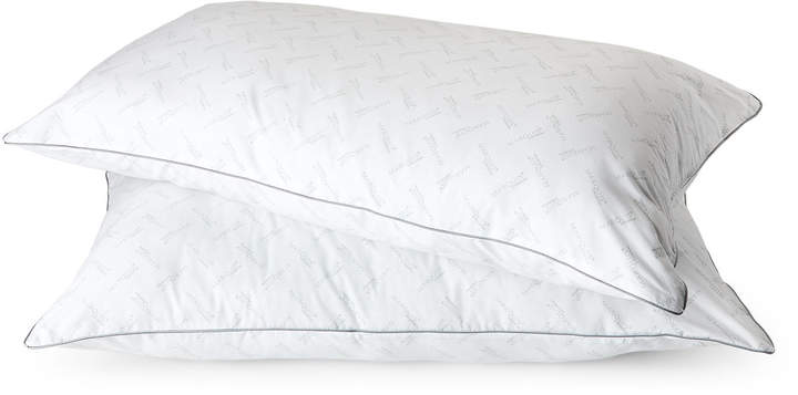 Marquis By Waterford Two-Pack Logo King Pillow