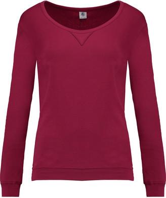Petit Bateau Cotton-jersey top $75 thestylecure.com