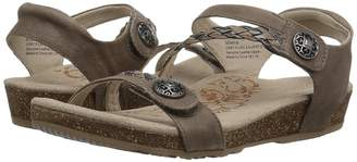 Aetrex Jillian Quarter Strap Women's Sandals