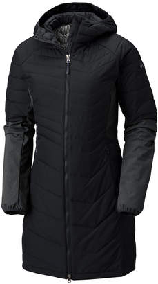 Columbia Oyanta Trail Long Hybrid Coat
