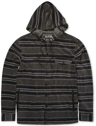 Billabong Men's Striped Hoodie