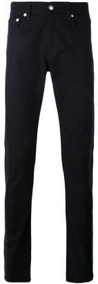 Alexander McQueen classic skinny jeans