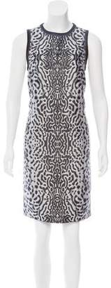 Proenza Schouler Jacquard Shift Dress