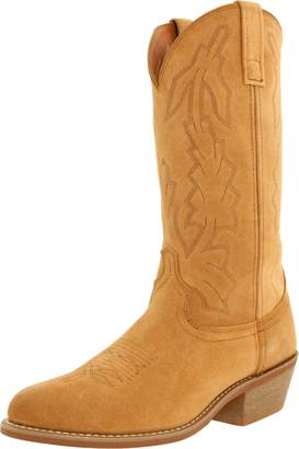"Laredo Men's 13"" Pull On Cowboy Boots 7 D"