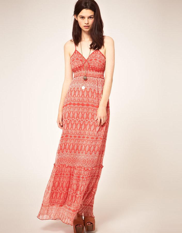 Kookai Chiffon Style Maxi Dress