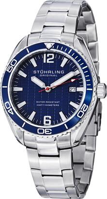 Stuhrling Original Men's Aquadiver Watch