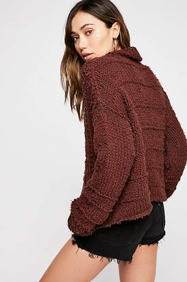 Favorite Cable Sweater