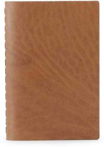 Ezra Arthur Medium Leather Notebook
