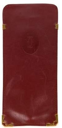 Cartier Must de Sunglass Case