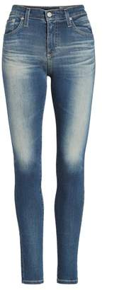 AG Jeans 'The Farrah' High Rise Skinny Jeans