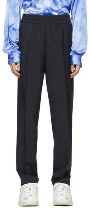 Acne Studios Black Ryder Trousers