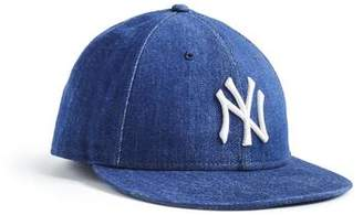 New York Yankees Todd Snyder + New Era TODD SNYDER + NEW ERA MLB CAP IN CONE DENIM