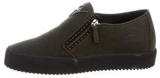 Giuseppe Zanotti May London Columbria Sneakers w/ Tags